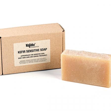 Kefirko - Sapone al Kefir per pelli sensibili