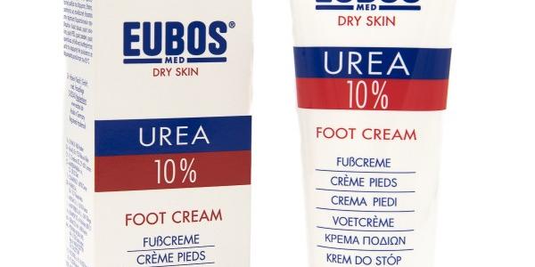 Eubos - Crema piedi 10% urea, 100 ml