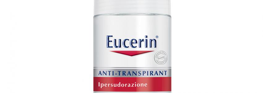 Eucerin - Deodorante roll-on anti traspirazione