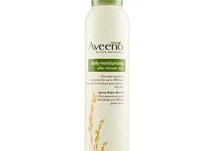 Aveeno - Spray dopo doccia, 200 ml