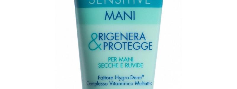 Eubos - Crema mani Sensitive, 50 ml