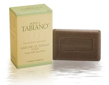 Aqua di Tabiano - Sapone al fango termale 100 g