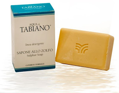 Aqua di Tabiano - Sapone allo zolfo, 100 g