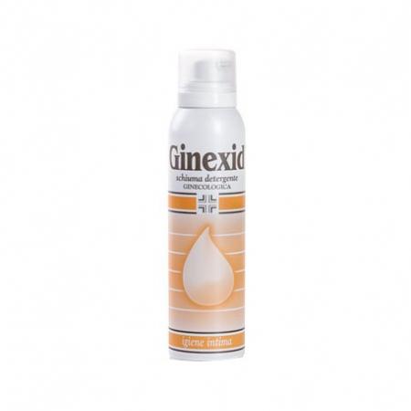 Ginexid, schiuma detergente 150 ml