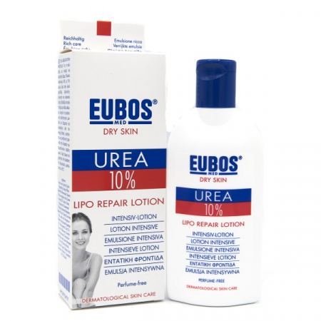 Eubos - Urea Lipo Repair Lotion 10%, 200 ml