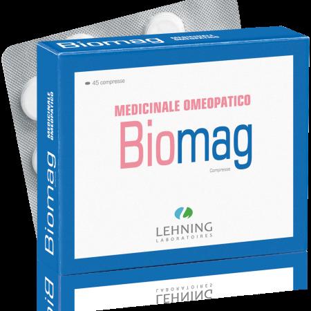 Lehning Biomag, 60 compresse