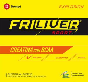 Friliver Sport Explosion, 12 bustine