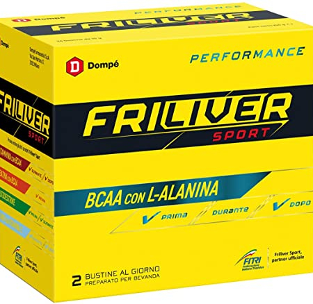 Friliver Sport Performance, 24 bustine