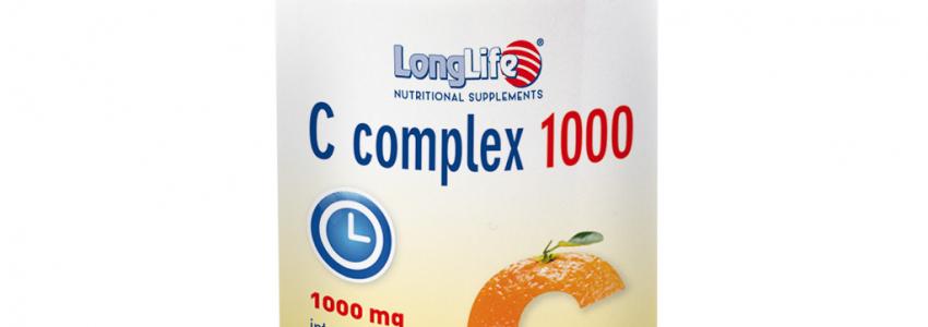 Longlife C complex 1000, 60 tavolette