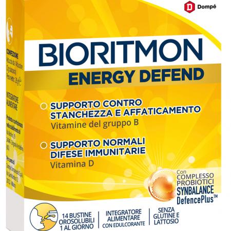 Bioritmon Immuno Defend, 12 bustine